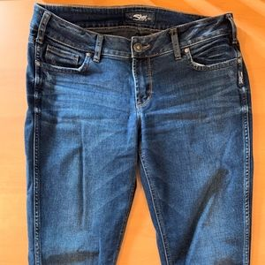 Silver Jeans Elyse Straight w31/L30